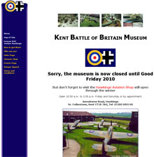 Battle of Britain Museum, Hawkinge