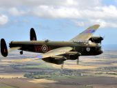Flying experience Lancaster