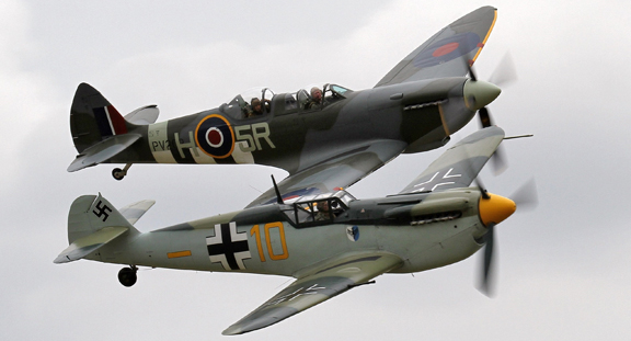 Battle Of Britain Air Combat Experience