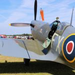 Spitfire Ground Viewing