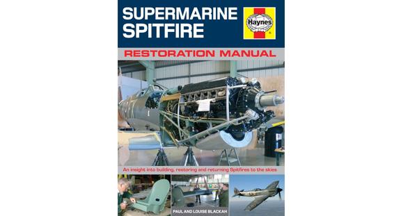 Haynes Spitfire Restoration Manual With Free Spitfire Card