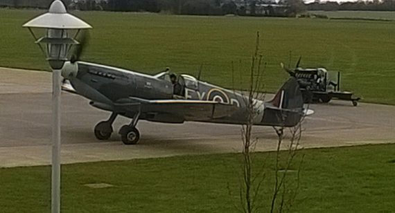 Spitfire80thTaxiWithMerlin
