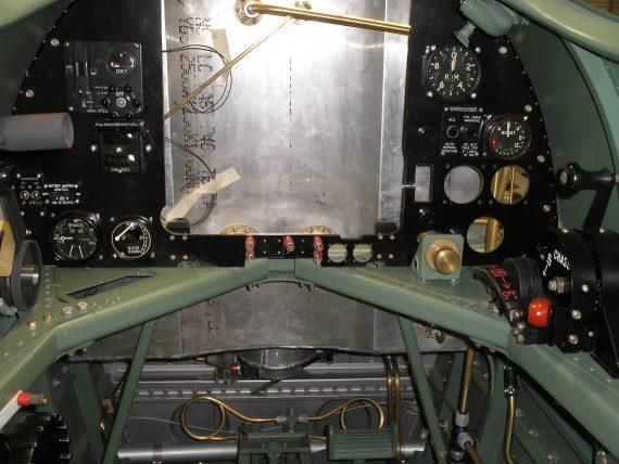 Spitfire Restoration 20 Fuselage (1)