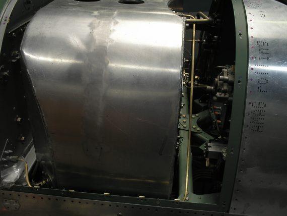 Spitfire Restoration 20 Fuselage (3)