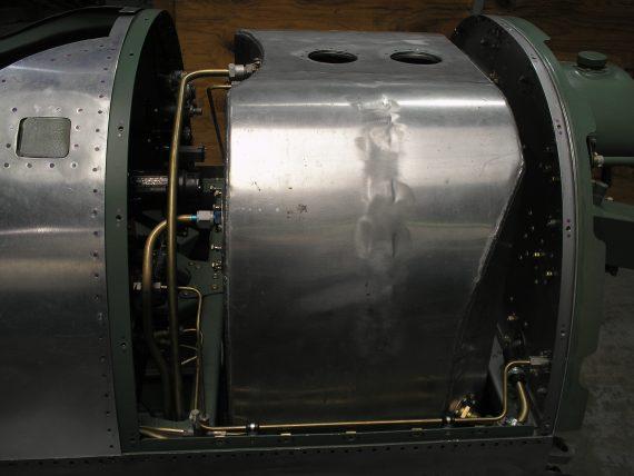 Spitfire Restoration 20 Fuselage (4)