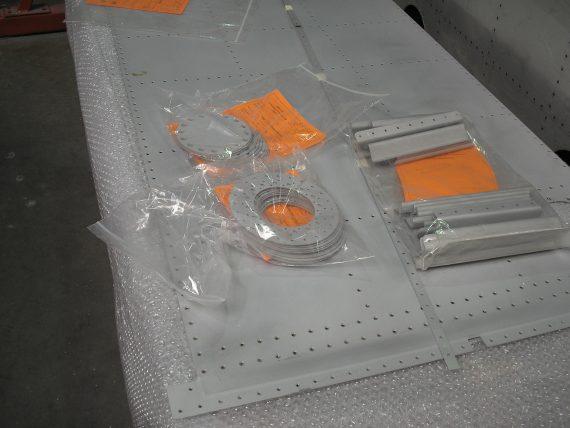 Spitfire Restoration 20 Wing (4)