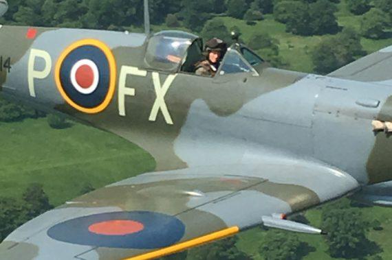 Spitfire Parky