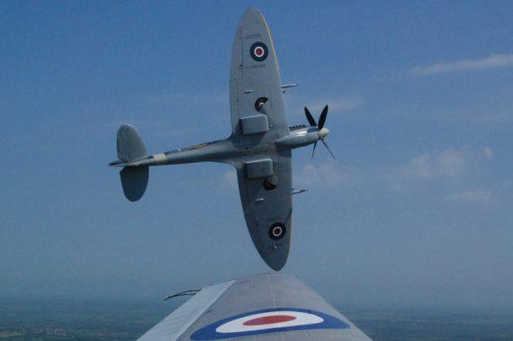 Spitfire Peel