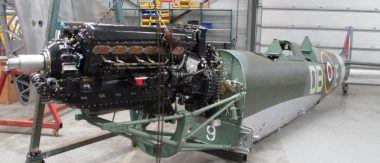 R25 NH341 Engine fitting (3)
