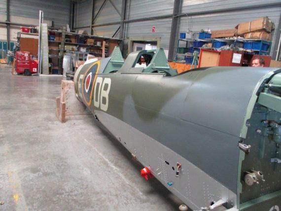 R25 NH341 Fuselage (2)