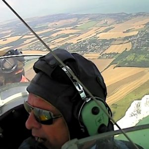 Fly In A Tiger Moth 2