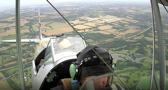 Fly In Tiger Moth 2