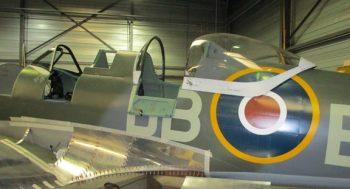 NH341 Restoration Spitfire