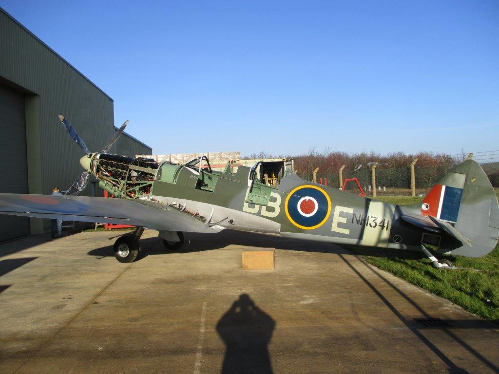 World War 2 Spitfire (2)