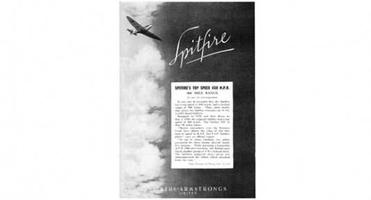 Spitfire-Top-Speed