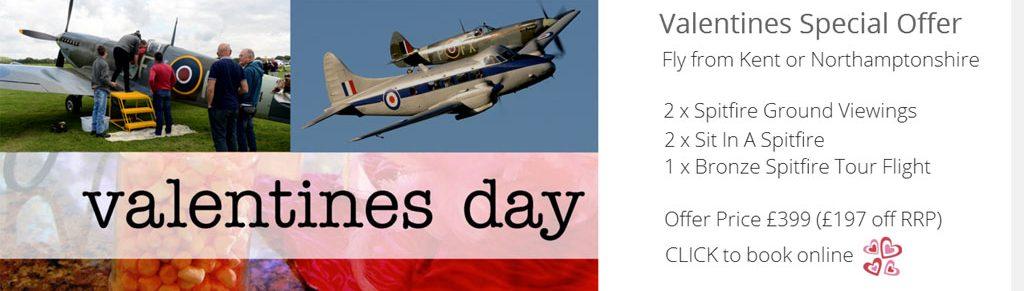 Valentines-Spitfire-Flight