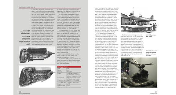Haynes Rolls Royce Merlin Manual With Free Spitfire Card