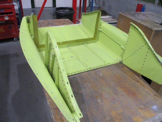R30 NH341 Radiator Fairings