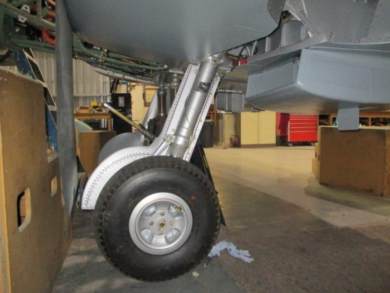 R30 NH341 Radiator fairing (2)