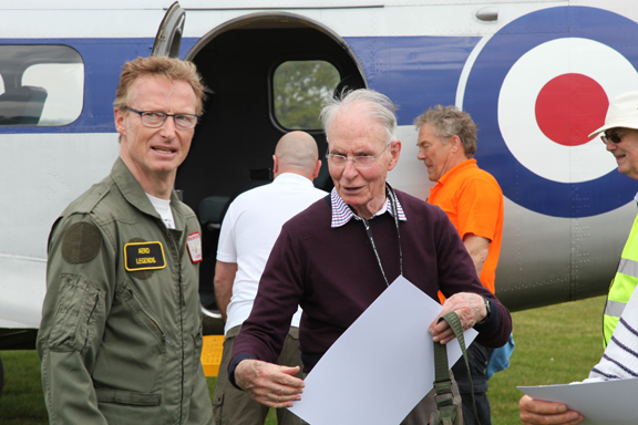 Fly With A Spitfire 13th May 2017. 19