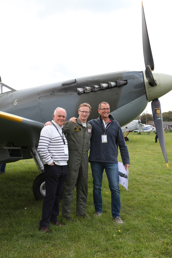 Fly With A Spitfire 13th May 2017. 21