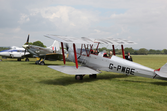 Fly With A Spitfire 13th May 2017. 22