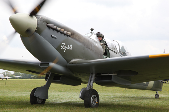Fly With A Spitfire 13th May 2017. 24