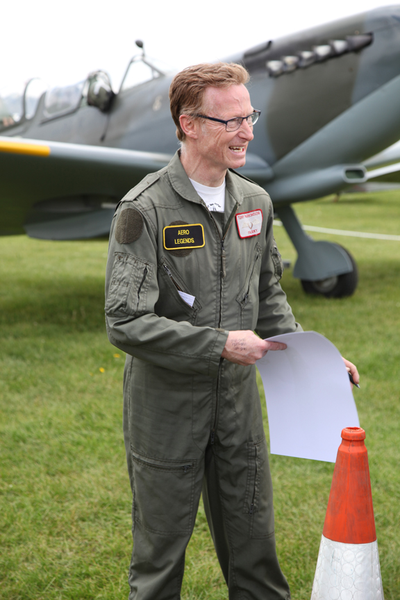Fly With A Spitfire 13th May 2017. 28