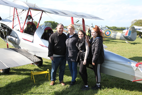 Fly With A Spitfire 13th May 2017. 34