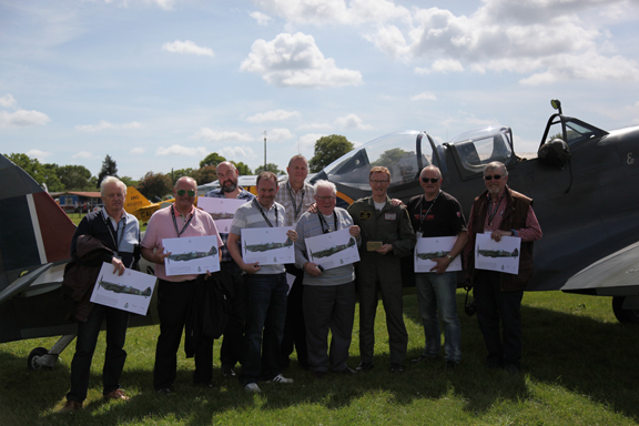 Fly With A Spitfire 14th May 2017. 11