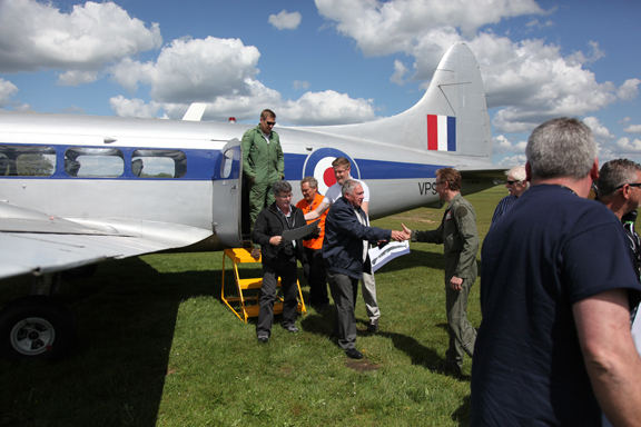 Fly With A Spitfire 14th May 2017. 3