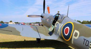 Spitfire Ground Viewing