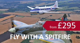 Fly with a Spitfire