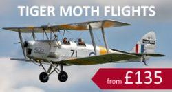 Tiger Moth Flights
