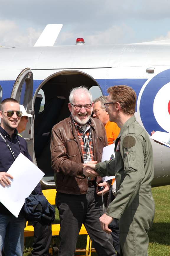 Fly With A Spitfire 13th May 2017. 11