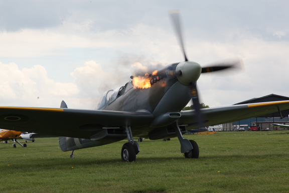 Fly With A Spitfire 13th May 2017. 17