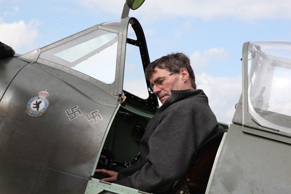 Fly With A Spitfire 13th May 2017. 29
