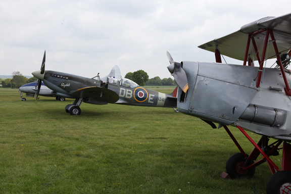 Fly With A Spitfire 13th May 2017. 4