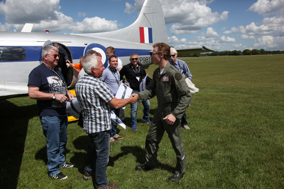 Fly With A Spitfire 14th May 2017. 2