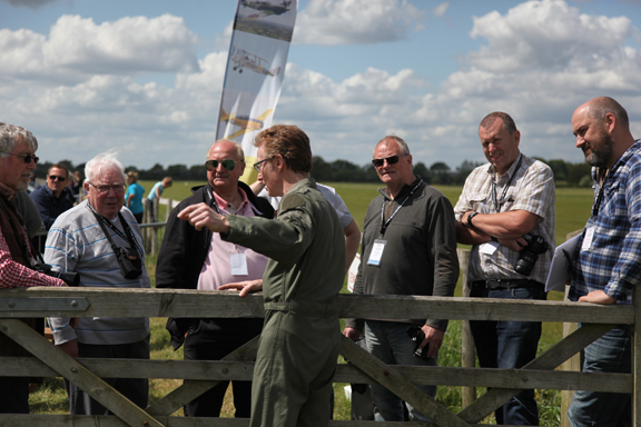 Fly With A Spitfire 14th May 2017. 7